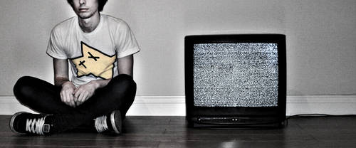Don't watch the tv