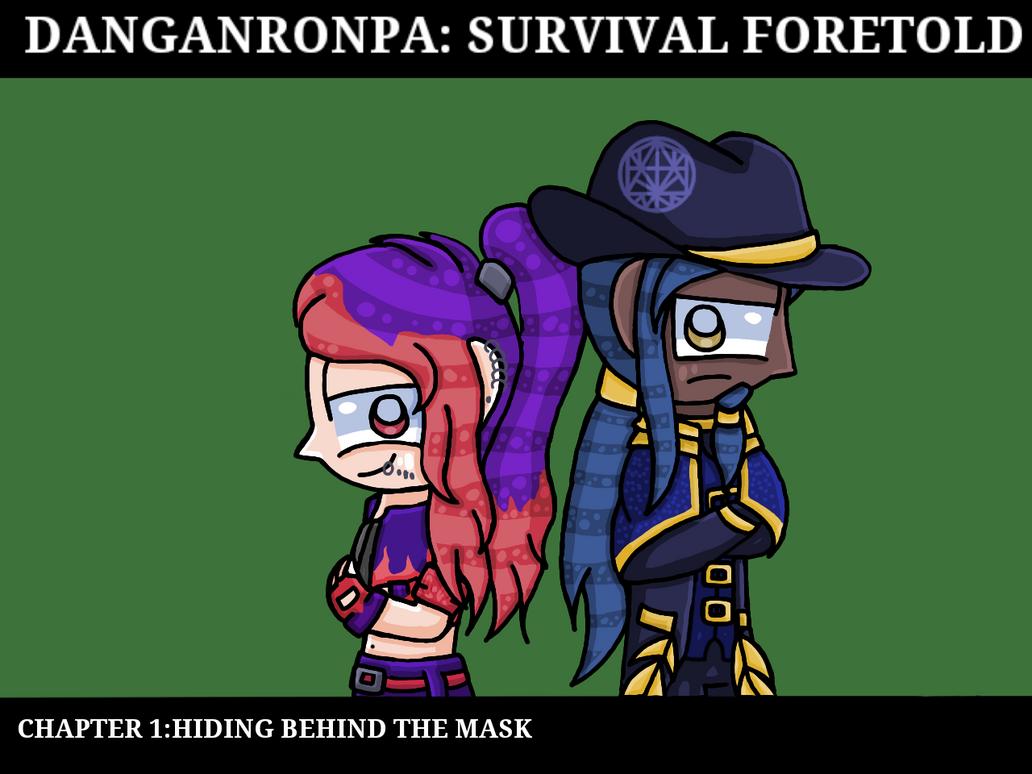 Danganronpa SF - C1: Hiding Behind The Mask CT III by