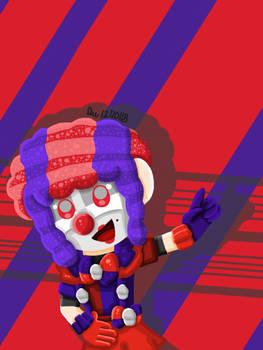 Danganronpa OC - Mineko the Clown