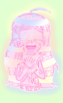 Danganronpa - Colorful Toko by FlippingOcFanatic