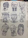 Flipline FC And NG - Mixed Doodles