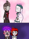 Danganronpa - Marriage And Loss