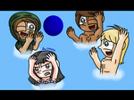 Danganronpa SF - Swimming Fun I