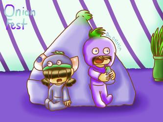 Flipline NextGen - OnionFest Babies by FlippingOcFanatic