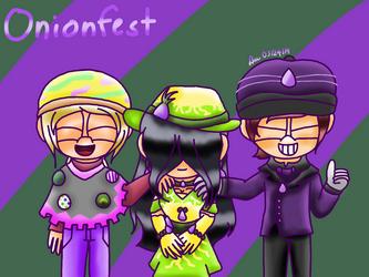 Flipline FC - OnionFest Trio by FlippingOcFanatic