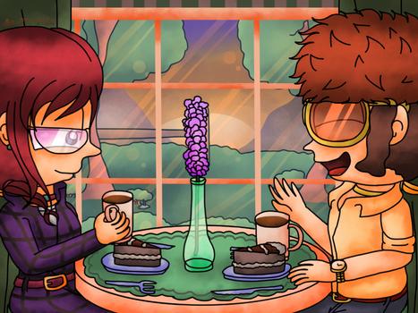 Flipline - Day 5: Dining Together