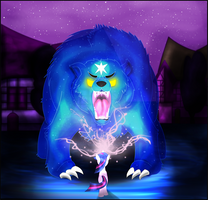 Defeating the Ursa Minor by StalinTheStallion