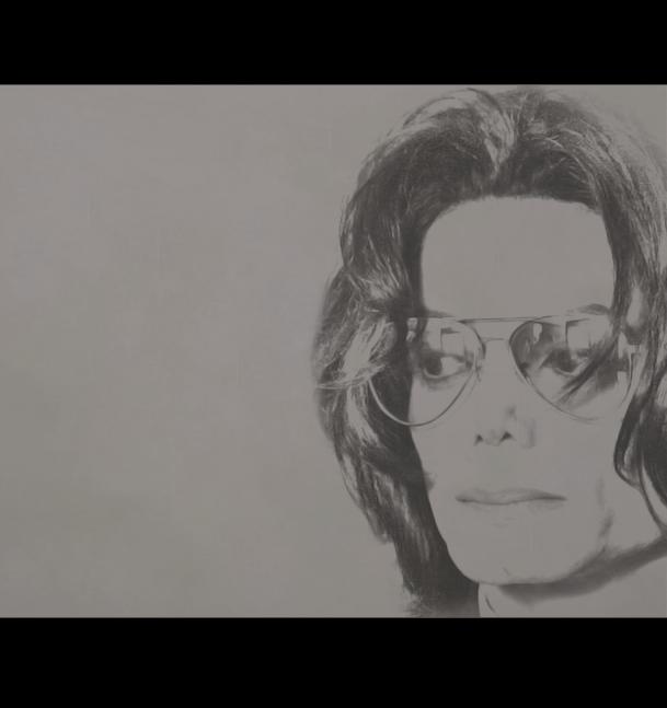 Michael by artistas - Página 2 Michael_Jackson___Pencil_by_Dylan21