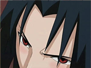 Sasuke Blushing by luckytrash