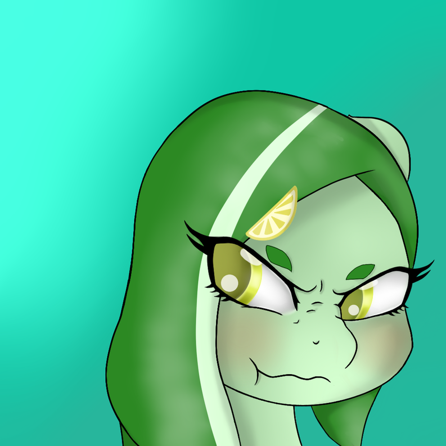 [OC] Keylime Pie by Lavalord50