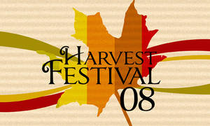 Harvest Fest 08 by EvokeDesign
