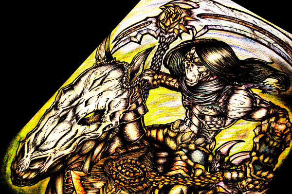 Darksiders Despair Darksiders 2 Despair W...