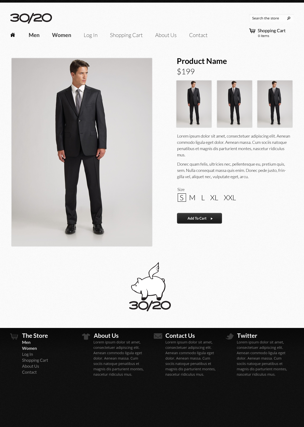 3020 store by pixelter