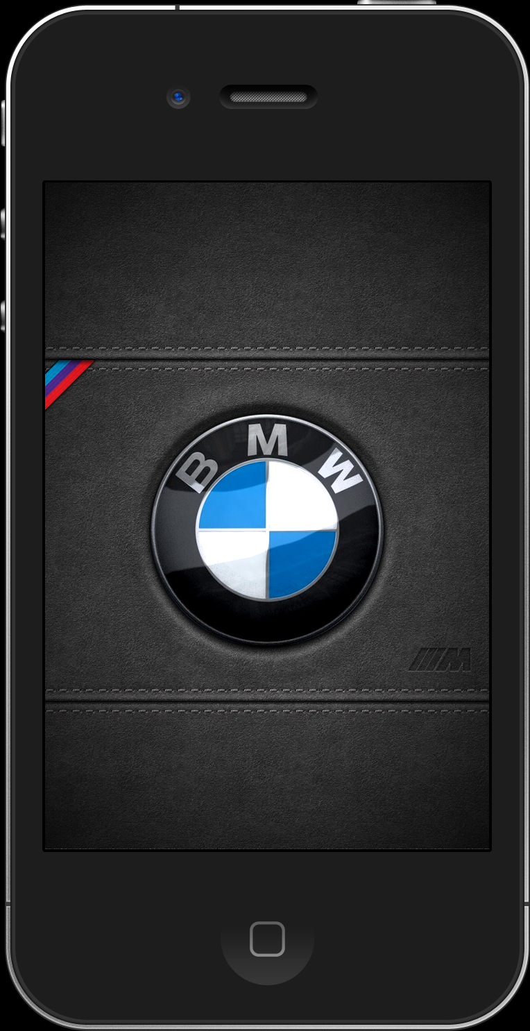 BMW ///M iPhone Wallpaper - Lock Screen by whereswayne