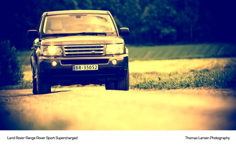 Range Rover Sport .7 by larsen