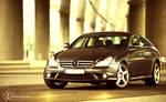 Mercedes-Benz CLS55 AMG .1