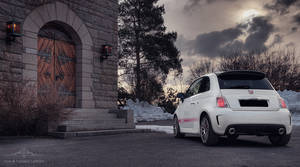 Fiat 500 Abarth .4 by larsen