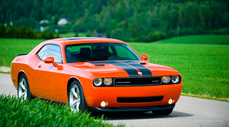 Dodge Challenger SRT-8 .3 by larsen