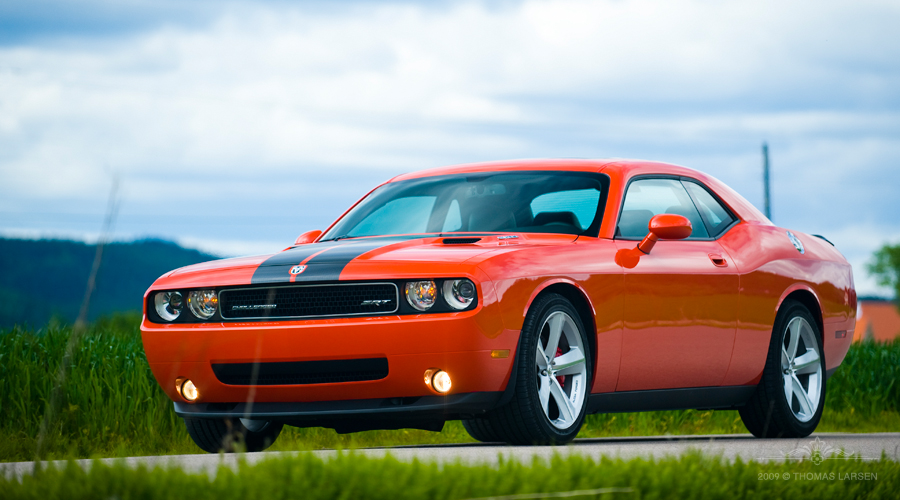 Dodge Challenger SRT-8 .2 by larsen