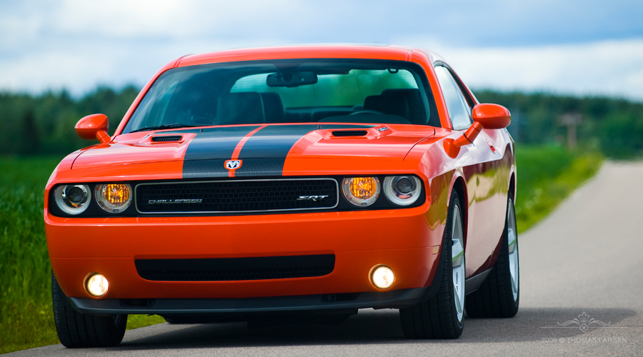 Dodge Challenger SRT-8 .1 by larsen