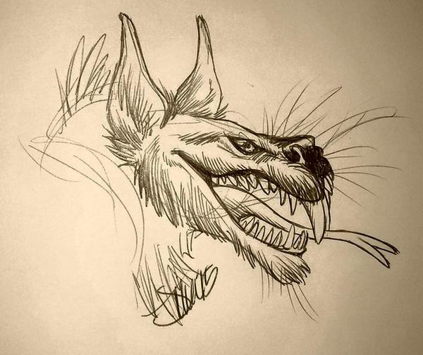 Werebear by Dilydu
