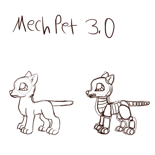 MechPet 3.0 Beta by Xx-BloodyLover134-xX
