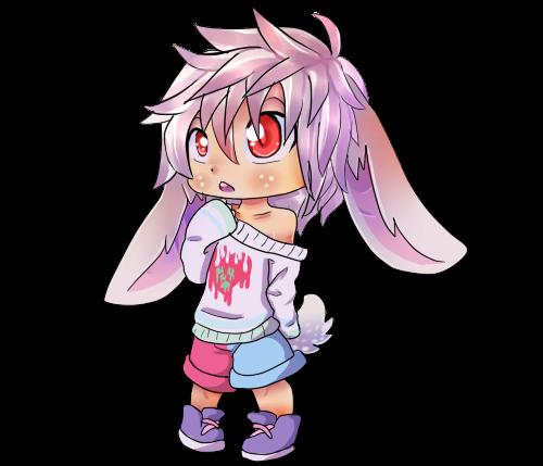 Pastel bunny Adopt by Dragon-Radiation
