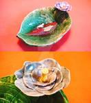 Lotus Water Bowl