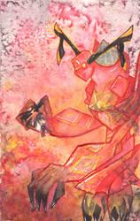Shaman King: Sea of flames