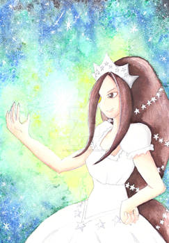 Shaman King: Princess Hao Asakura