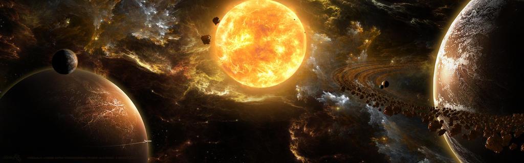 Exoplanet by Mavist0