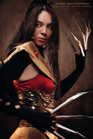 Lady Deathstrike _Warrior by LanaMarieLive