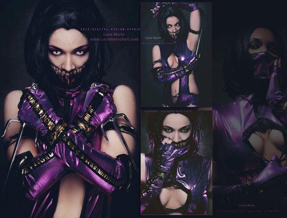 Mileena _ Mortal Kombat 9 by dreamerl85