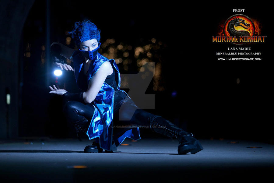 Frost - Mortal Kombat Deception_Deadly Alliance by dreamerl85
