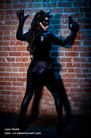 TDKR Inspired Catwoman - Caught! by LanaMarieLive