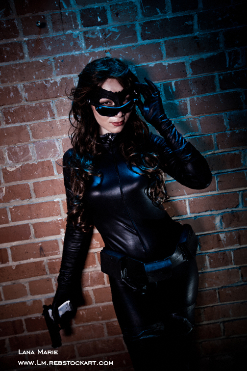 TDKR Inspired Catwoman - Meow by dreamerl85