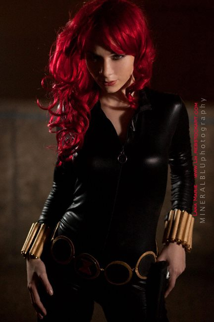 Black Widow Cosplay - LanaCosplay by dreamerl85