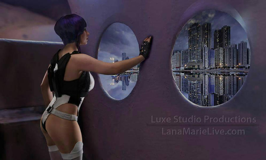 Ghost In The Shell by LanaMarieLive