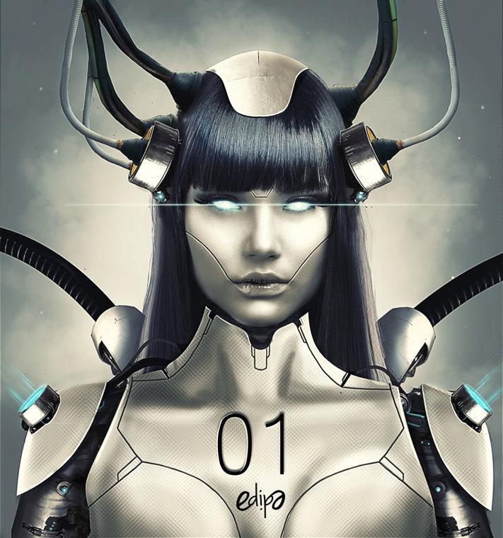 Cyborg 1 by ultrasevem