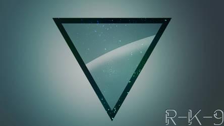 Space triangle - Backround by Eisluk