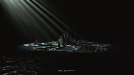 Atlantis Under Light by Elric957