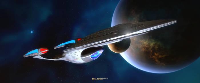 Enterprise 1701 F
