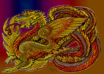 Turquoise Dawn Lineart By Rachaelm5-d6fhk5h by triumf500