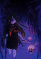 Sayaka by IExLibrisI