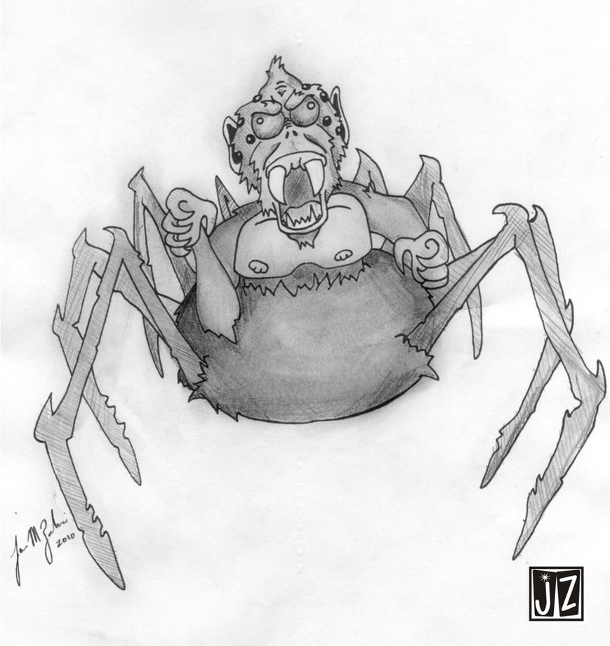 Enemy 1 Spider Monkey By Gamemaster82 On Deviantart