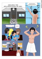PAGE   SCHOOL ENM by DianaLadyShy