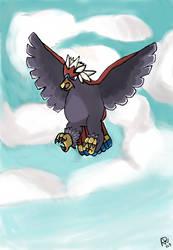 POKEDDEXY Day  8- Favorite Flying Type