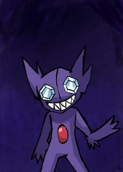 POKEDDEXY Day  9 - Favorite Ghost Type.
