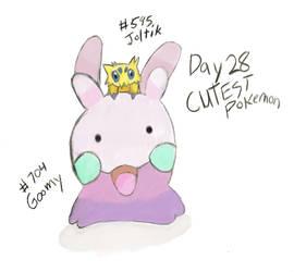 POKEDDEXY Day 28 Cutest Pokemon