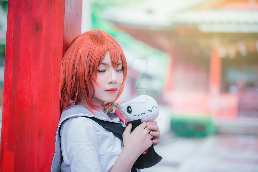 Because he called me 'family' - Chise Hatori by caelestis-a-draconis